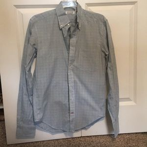 Gustin long sleeve button down